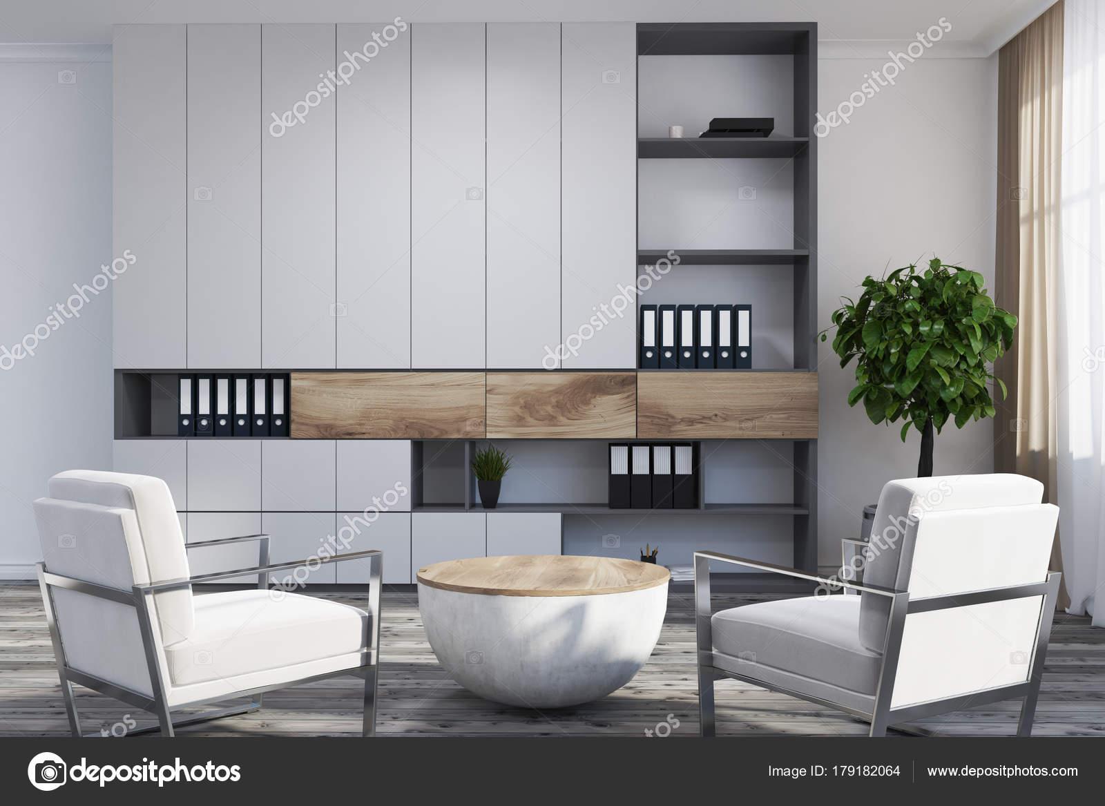 Poltrona Ufficio Bianco : Poltrone da ufficio bianco bianco di lusso u2014 foto stock