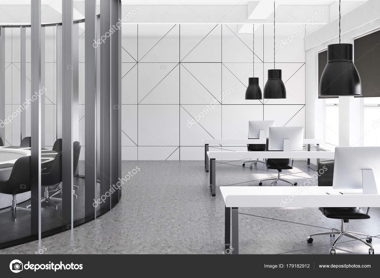 Blanc bureau open space salle de réunion u photographie