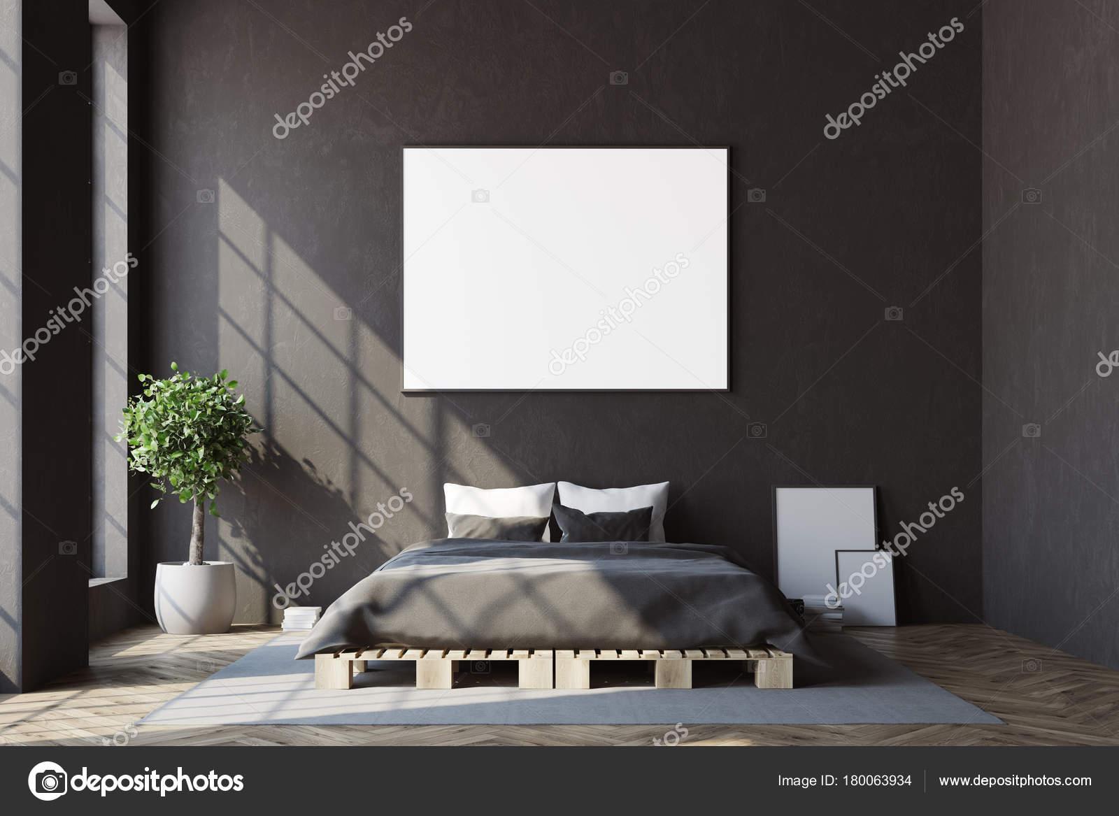 Chambre Noire Avant De Poster Horizontal Photographie