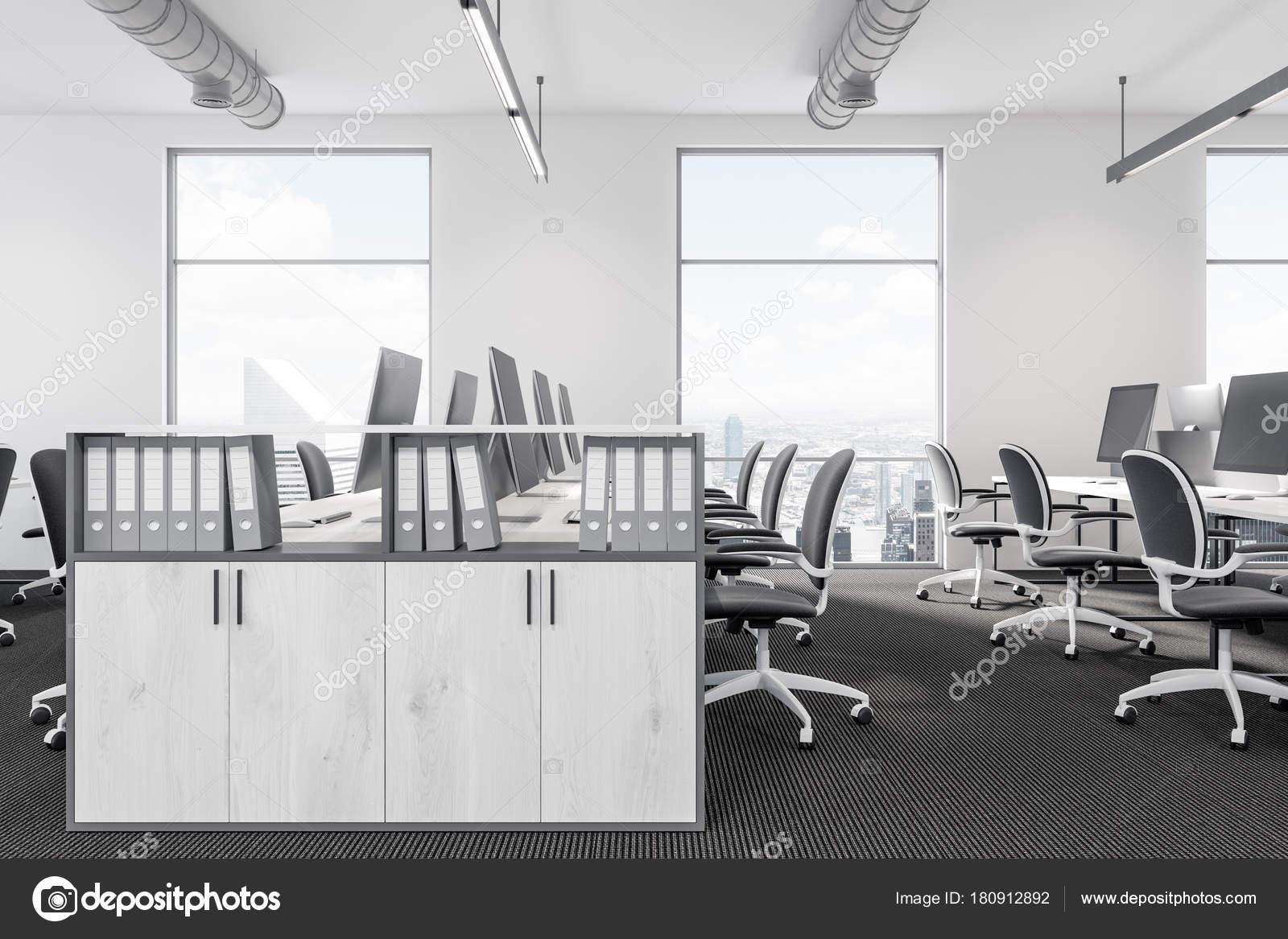 Libreria Ufficio Bianco : Libreria interna ufficio bianco u2014 foto stock © denisismagilov #180912892