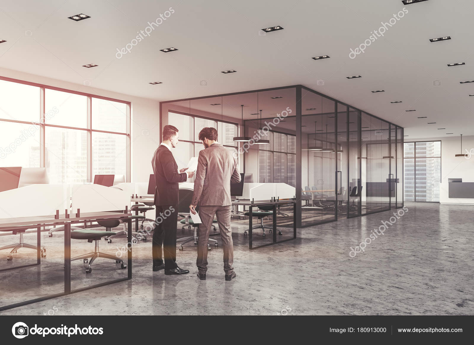 office conference room. Open Space Office, Meeting Room, People \u2014 Stock Photo Office Conference Room