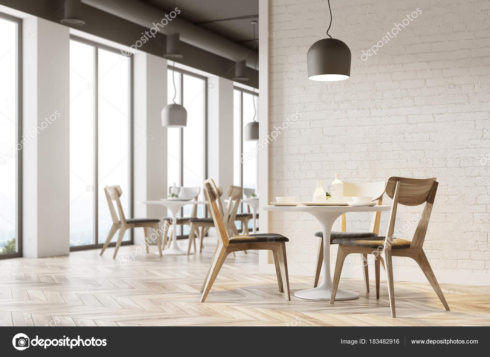 74b57c5aeed7 Esquina de restaurante Loft — Foto de stock © denisismagilov #183482916