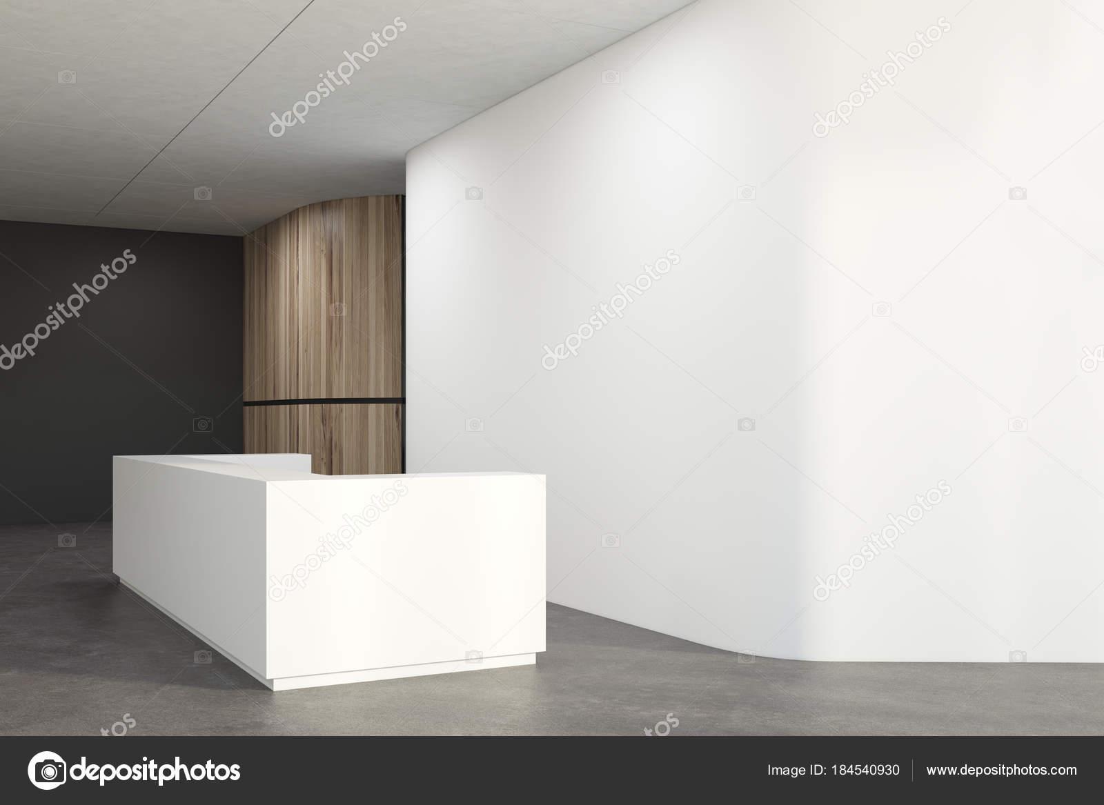office corner. White Office Corner, Reception \u2014 Stock Photo Corner