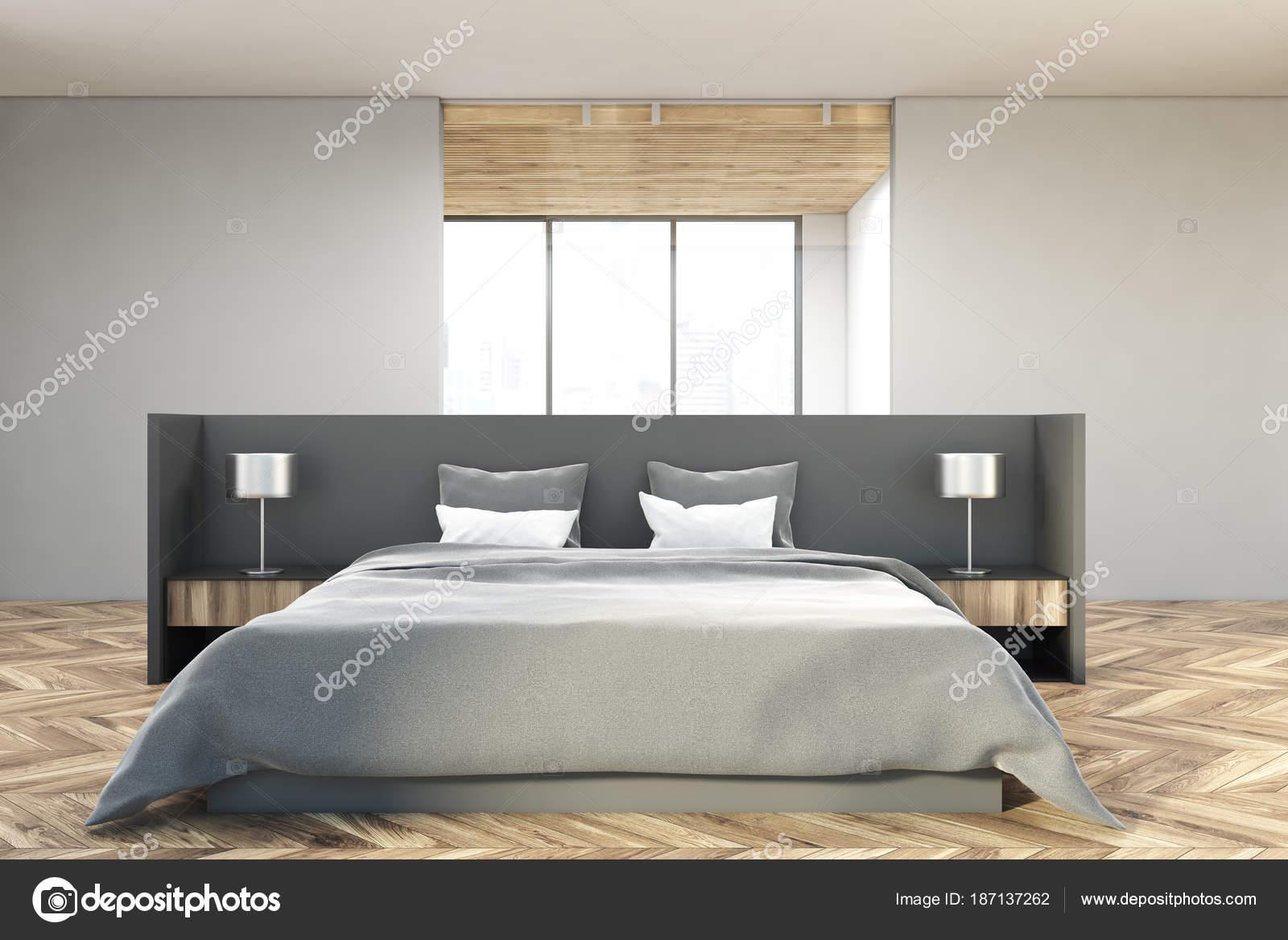 Camera Da Letto Bianco : Interno camera da letto bianco u foto stock denisismagilov