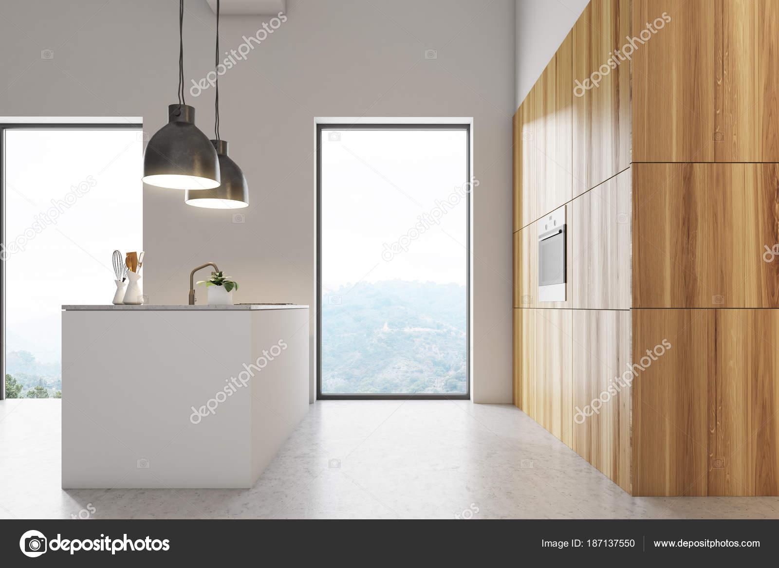 Atemberaubend Weiße Küchenschränke Ideen Für Platten Und Aufkantung ...
