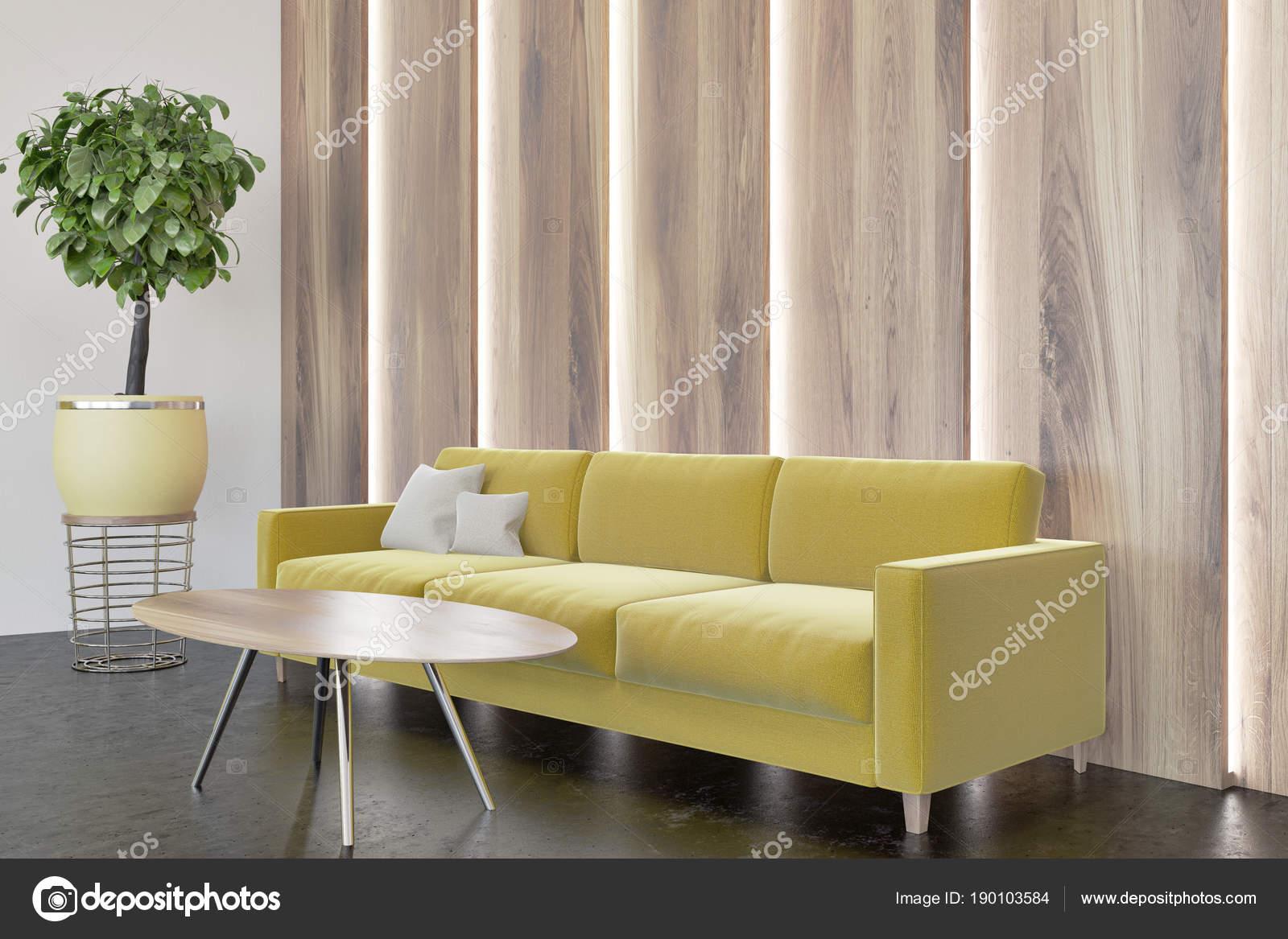 Ufficio Bianco E Legno : Bianco e legno ufficio sala d attesa divano u foto stock