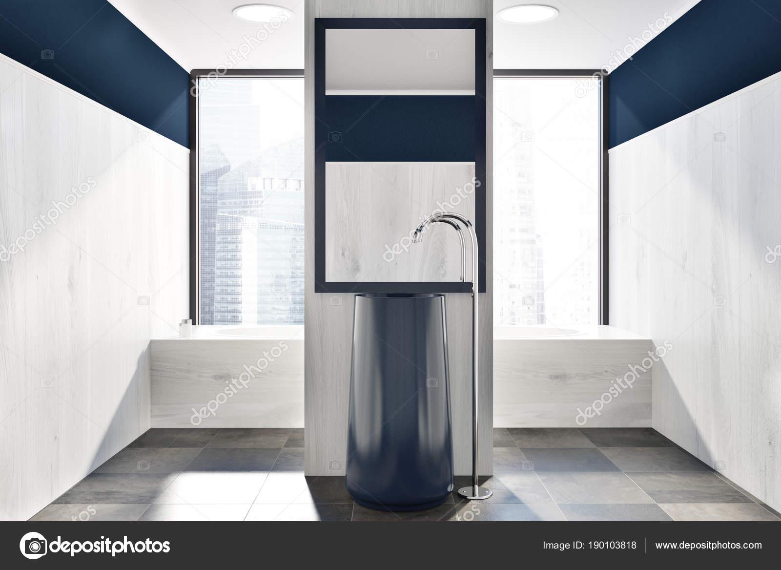 Loft badkamer interieur — Stockfoto © denisismagilov #190103818