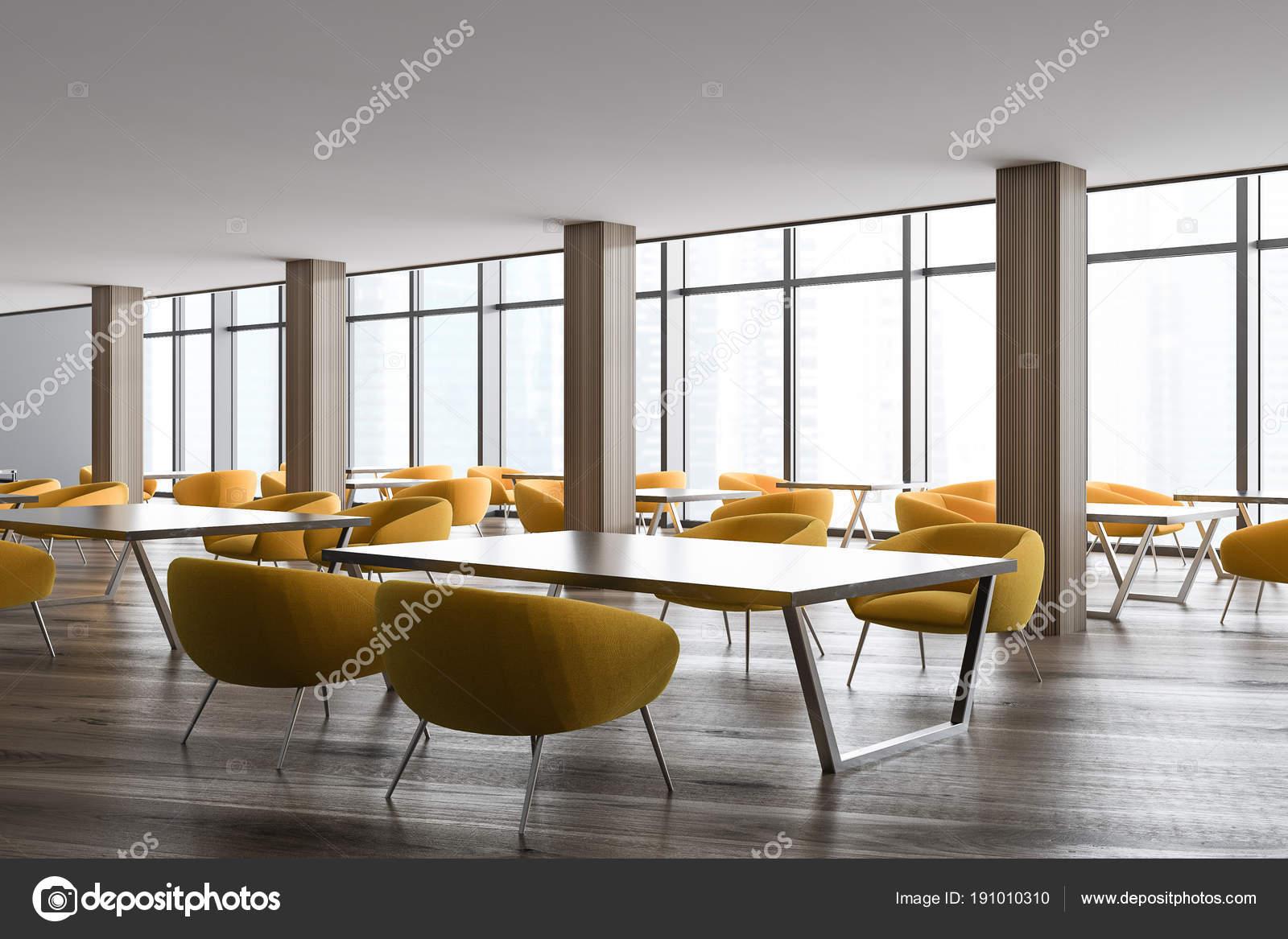 Coin Ou De Photographie Jaune Style Salle Bureau — D'attente Classe Qtshrd