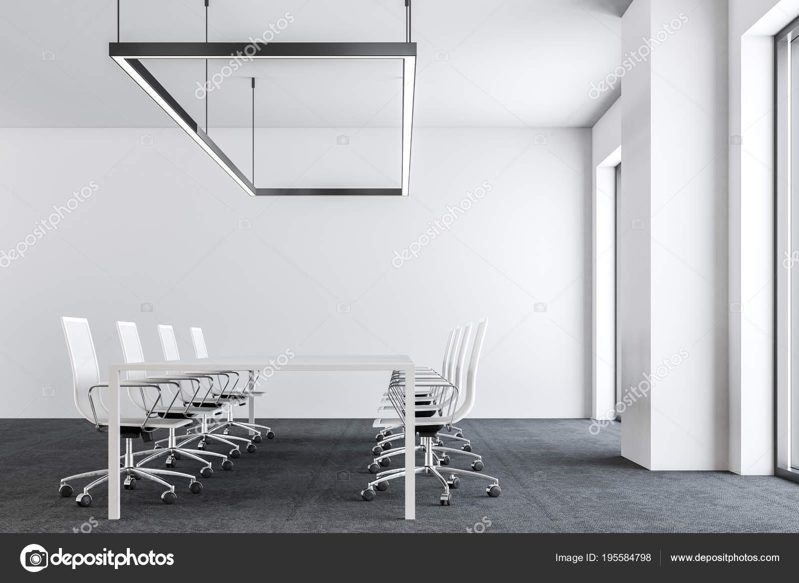 Picture of: White Ultra Modern Office Meeting Room Stock Photo C Denisismagilov 195584798