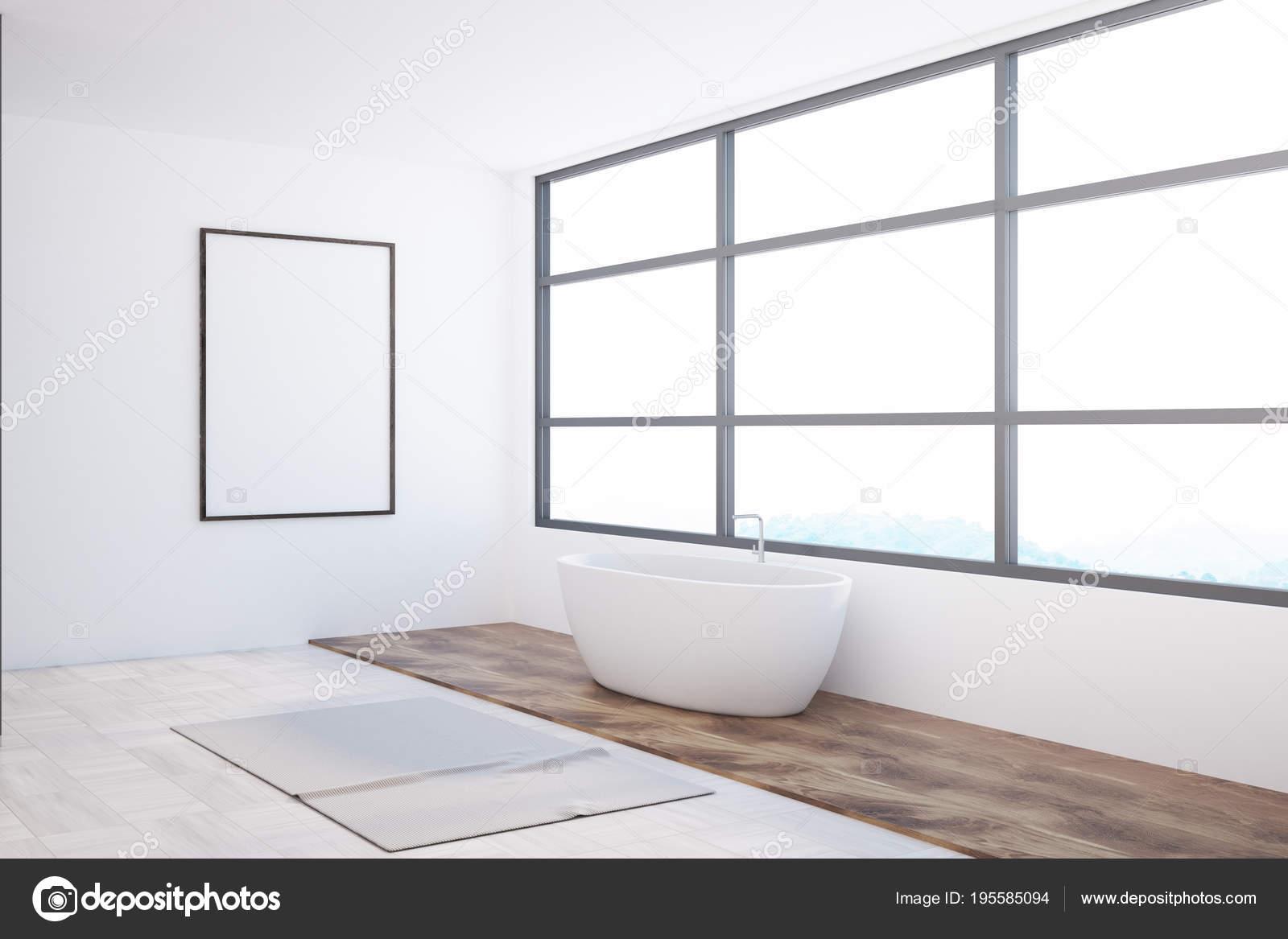 Houten Vloer Badkamer : Houten vloer badkamer aziatische stijl poster u2014 stockfoto