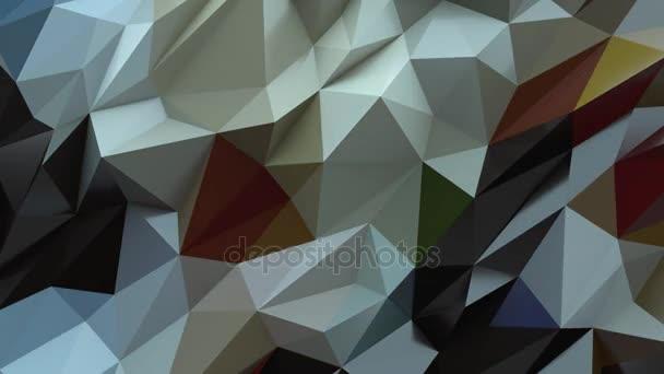 Egyszínű háttérrel. Absztrakt háromszög textúra