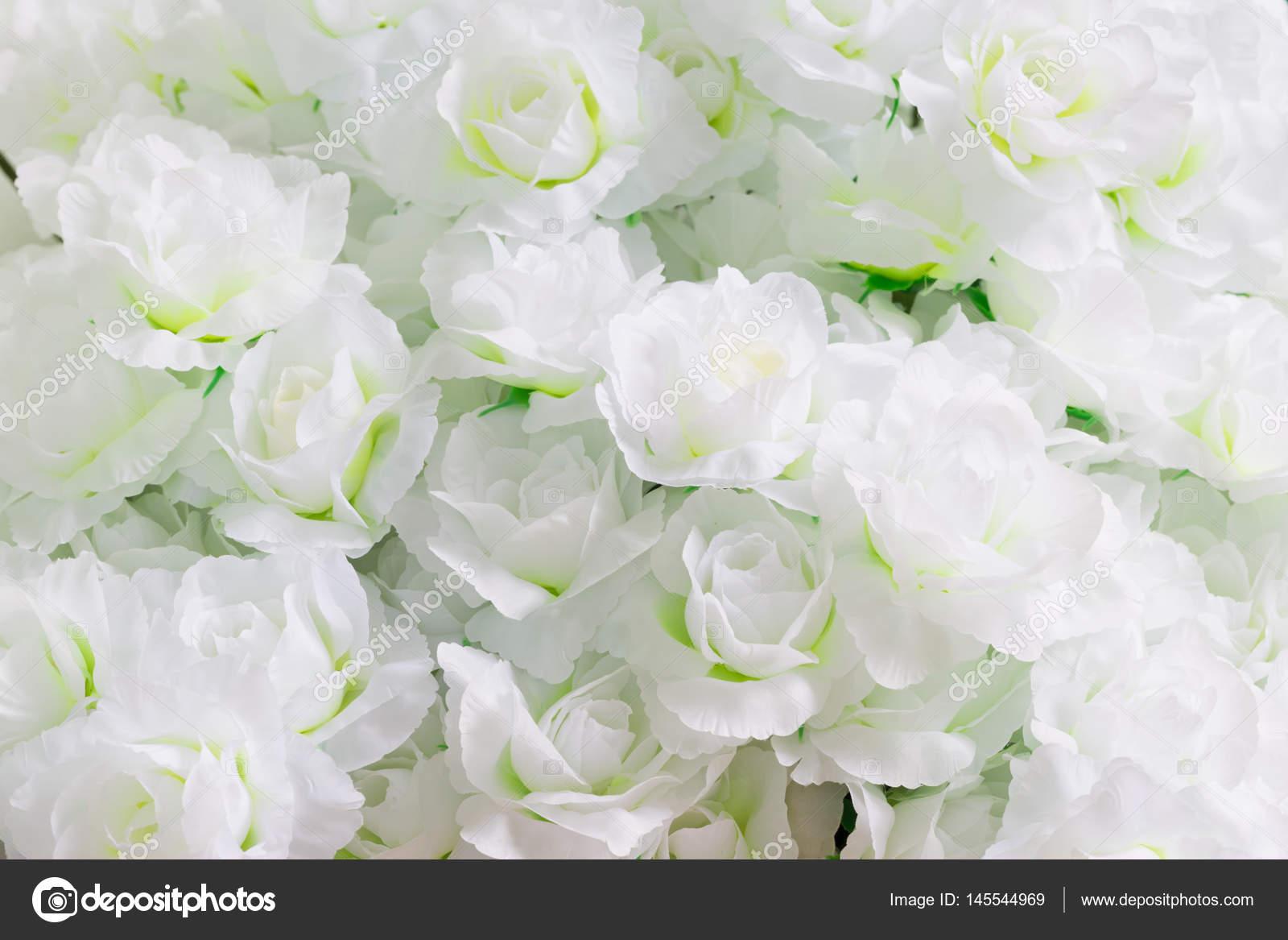 Artificial jasmine white flowers stock photo praiwun 145544969 artificial jasmine white flowers taken as background photo by praiwun izmirmasajfo