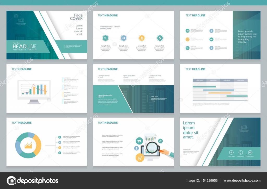 Business Präsentation Design Vorlagen und Seitenlayout für ...