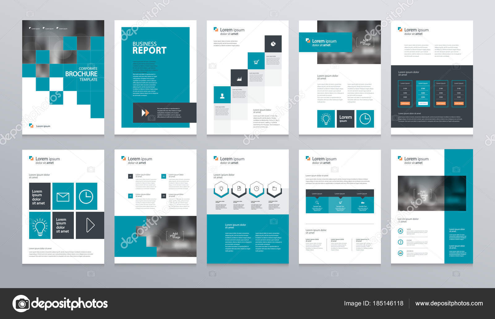 Template layout design cover page company profile annual report template layout design cover page company profile annual report brochures stock vector cheaphphosting Choice Image