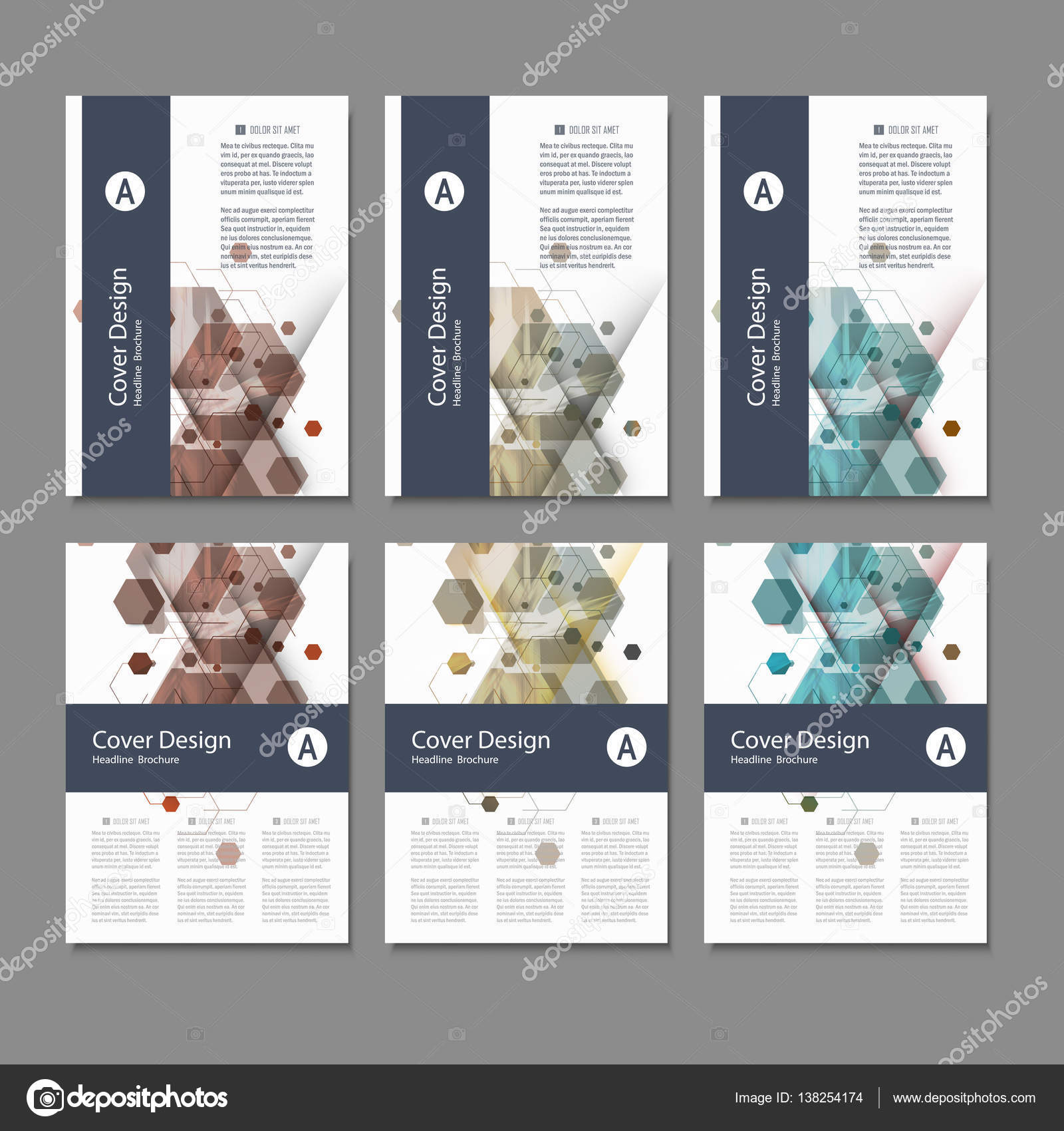Fantastisch Broschüre Design Ideen Vorlagen Bilder ...