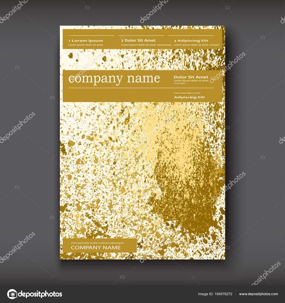 Goldfarbe Splash, Splatter Explosion Glitter künstlerischen Rahmen ...