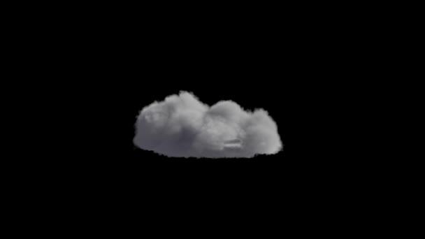 gyönyörű vihar felhő