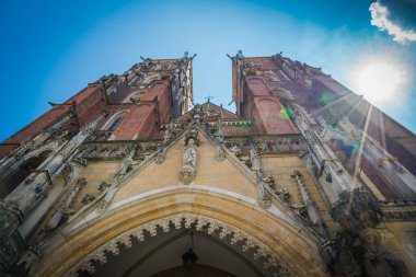 Wonderful Architecture and Wroclaw Churches