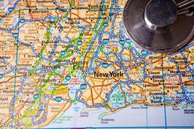 New York on the quarantine  Coronavirus