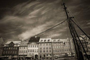 Beautiful Copenhagen architecture, travel around Copenhagen