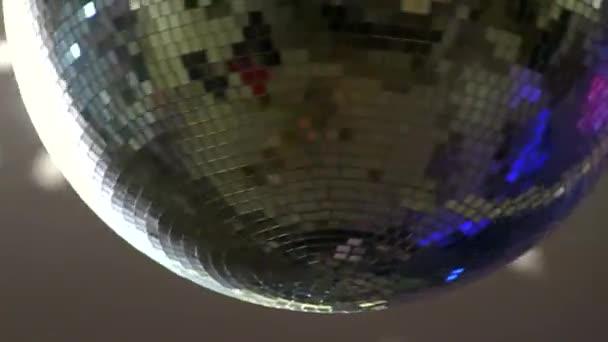 Nádherné světlé barevné zrcadlo funky disco míč párty noční klub stropní dekorace lampa osvětlení rotující