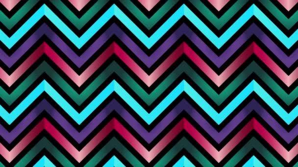 Zickzack-Muster Einfacher Hintergrund und Tapete nach unten verschieben