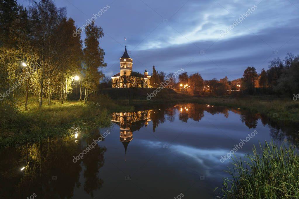 BIP Castle, Sankt-Petersburg