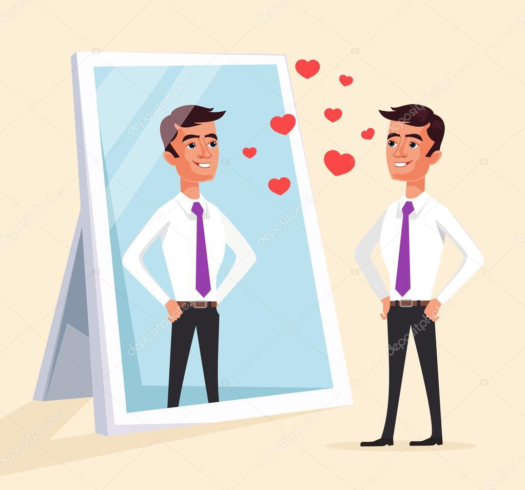 Dating en man med narcissism