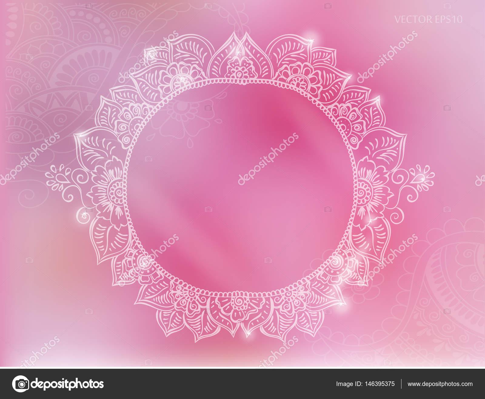 Tätowierung Henna hintergrund — Stockvektor © Lemuur #146395375
