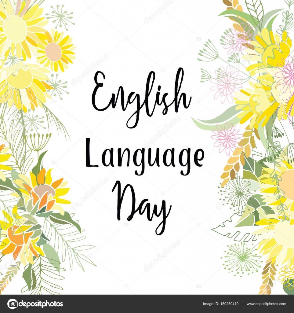 Поздравительная открытка по английскому языку 128