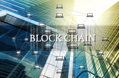 Block chain Text
