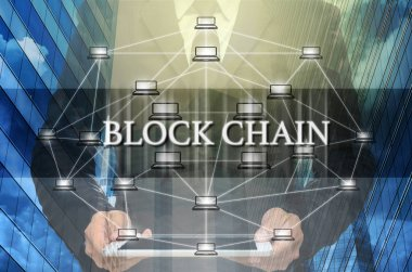 Block chain Text