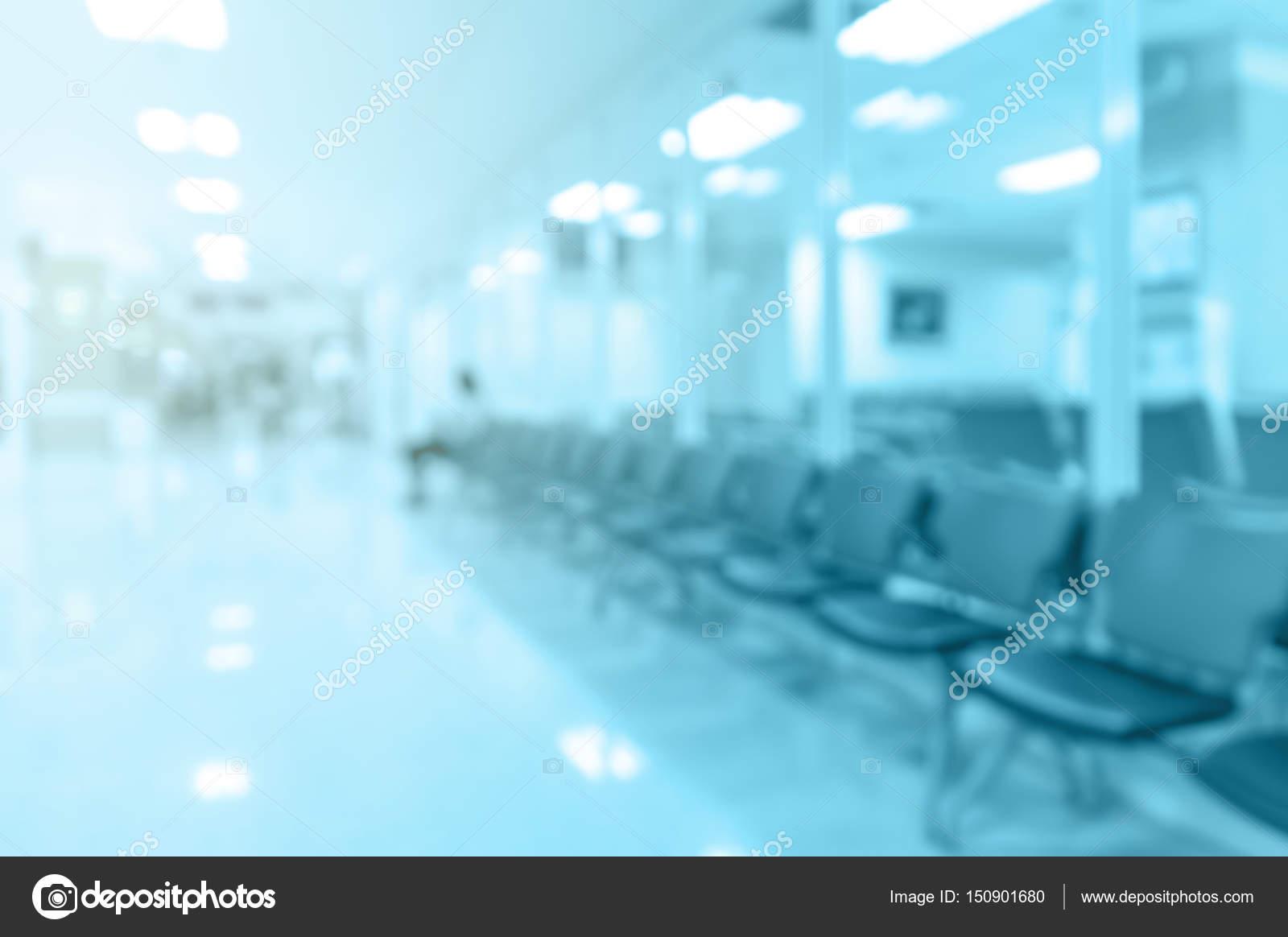 Achtergrond Wazig Ziekenhuis Stockfoto Tzido 150901680