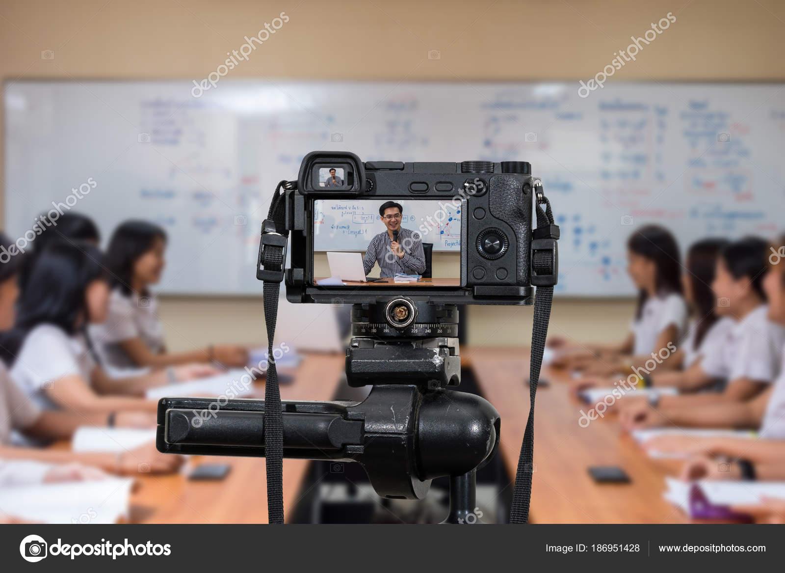 Ghi lại buổi dạy online