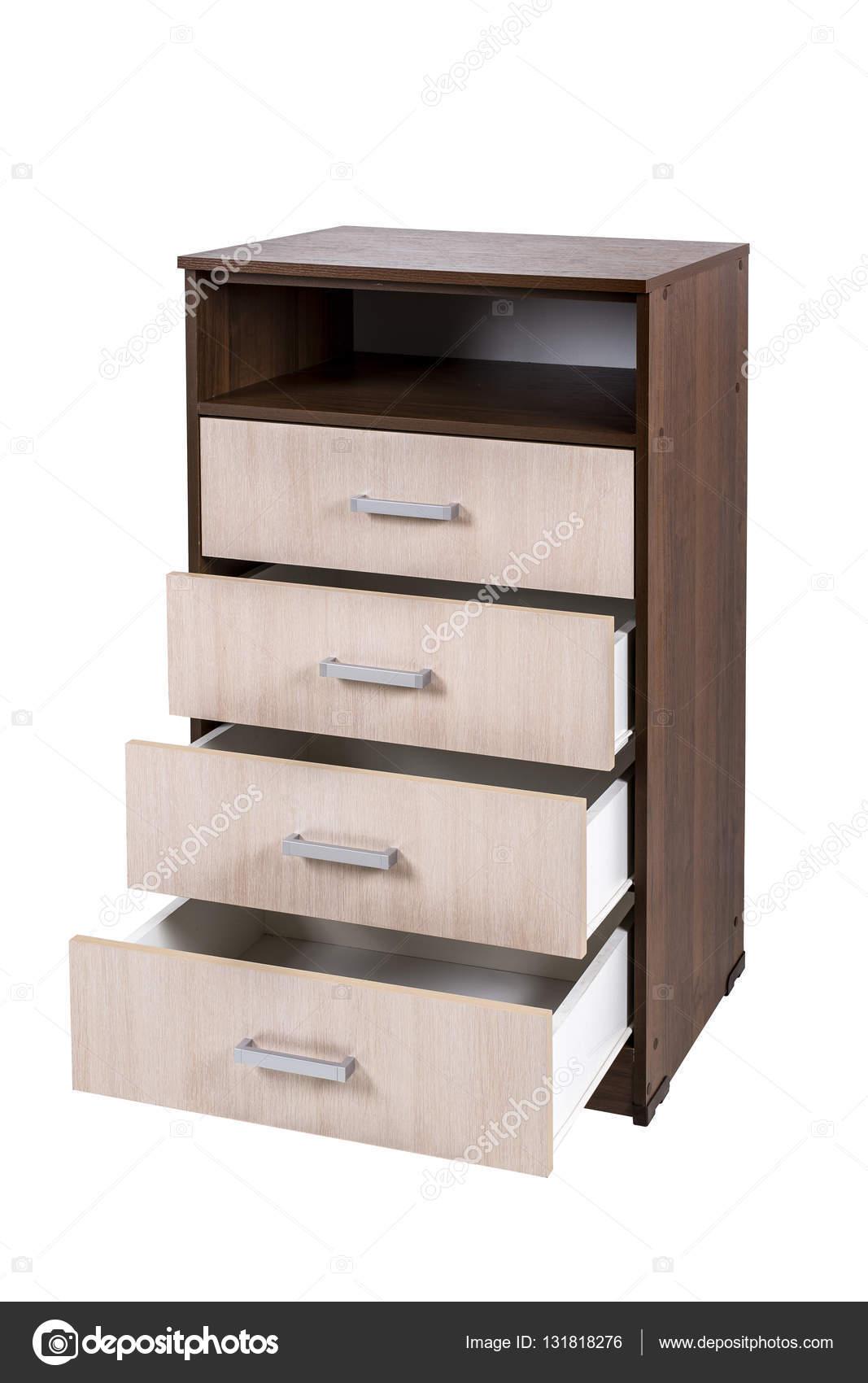 Kleiderschrank Kommode Nachttisch Stockfoto C Moderzoom 131818276