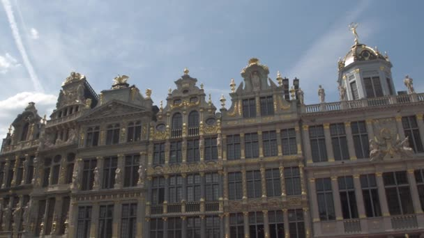 Great Market square in Antwerp
