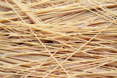 whole grain of spaghetti