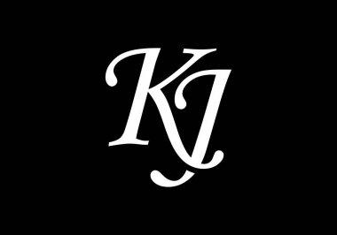 Monogram Kj Premium Vector Download For Commercial Use Format Eps Cdr Ai Svg Vector Illustration Graphic Art Design