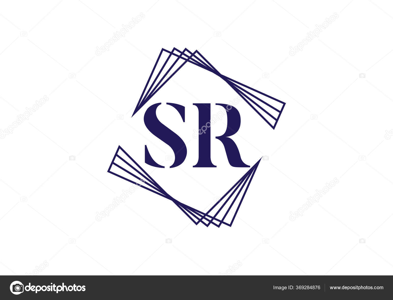 Initial Monogram Letter Logo Design Vector Template Letter Logo Design Stock Vector C Billah99 369284876