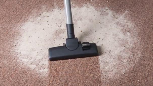 Staubsauger-Teppich