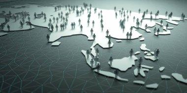 Population Economy Asia