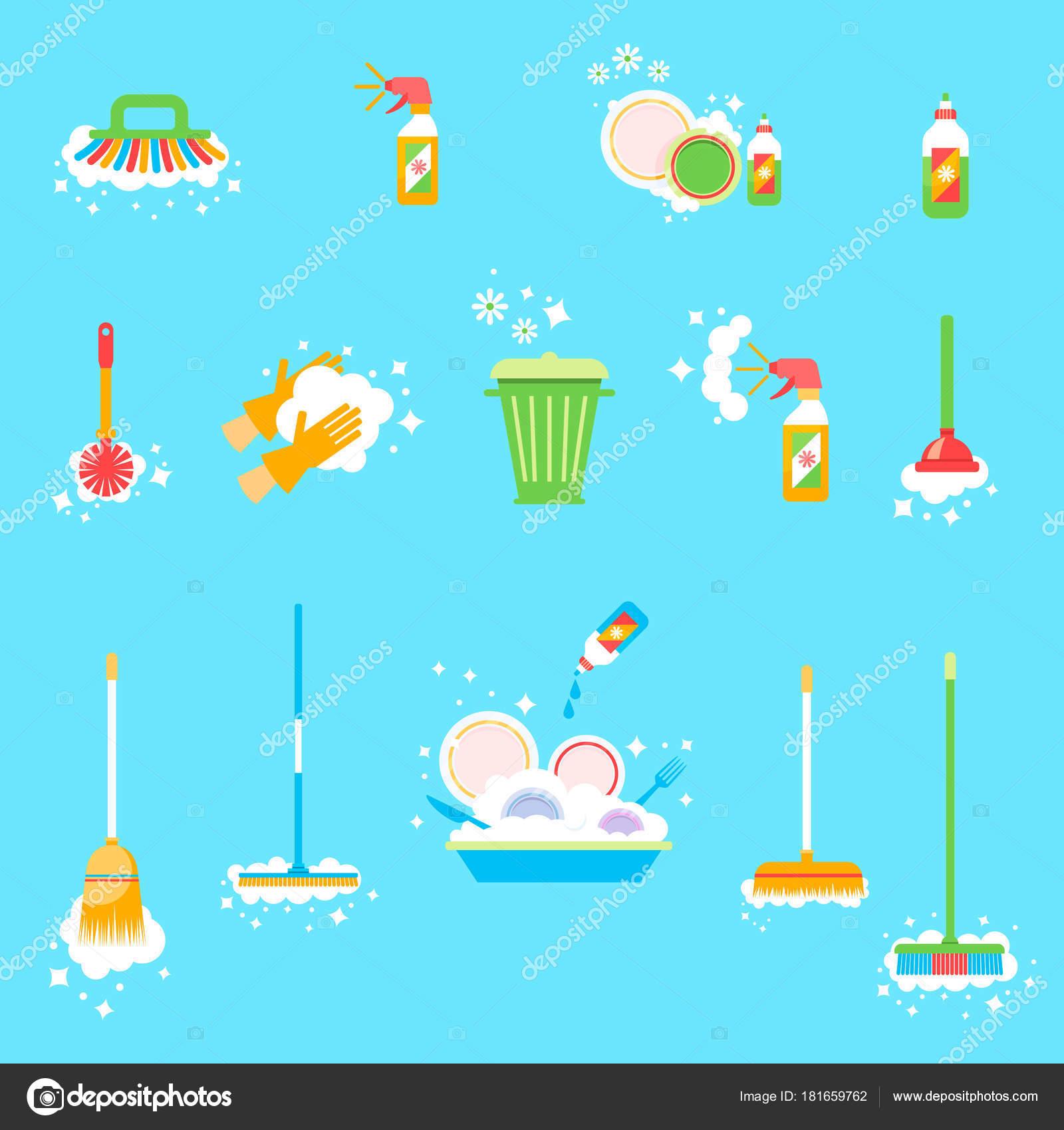 reinigung des hauses wischen sie die fenster waschen sie w sche saugen sie den boden. Black Bedroom Furniture Sets. Home Design Ideas