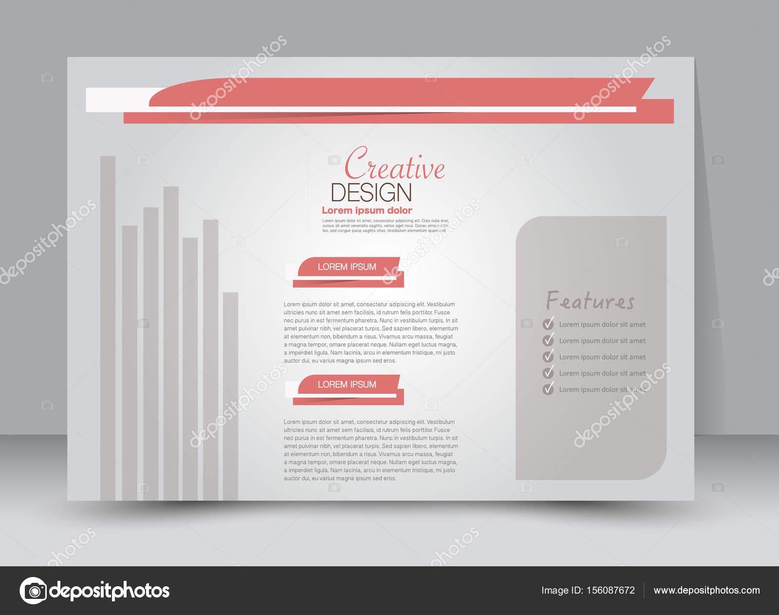 Groß Broschüre Einfügen Vorlage Galerie - Beispiel Business ...