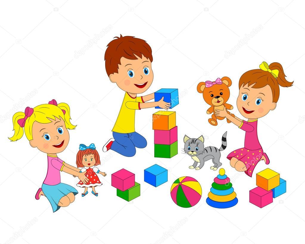 u7537 u5b69 u548c u5973 u5b69 u6b63 u5728 u73a9 u73a9 u5177  u56fe u5e93 u77e2 u91cf u56fe u50cf u00a9 iris828 128616682 child playing clipart children playing clipart