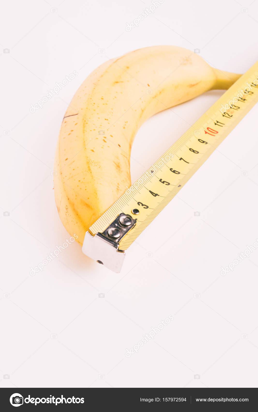 Член измерить лентой