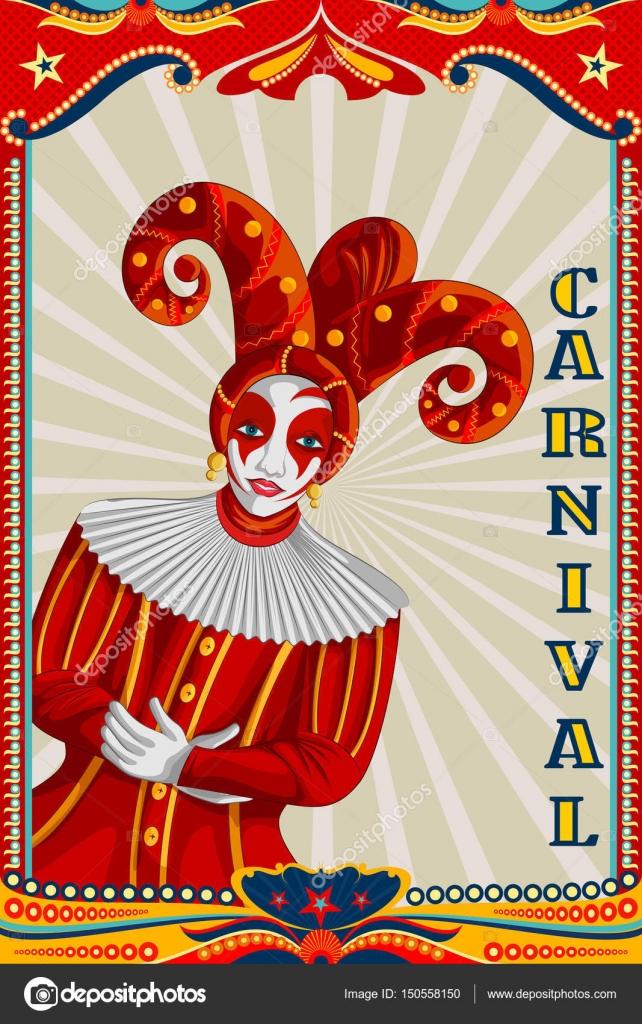 Vintage retro fiesta de carnaval banners diseño de carteles ...