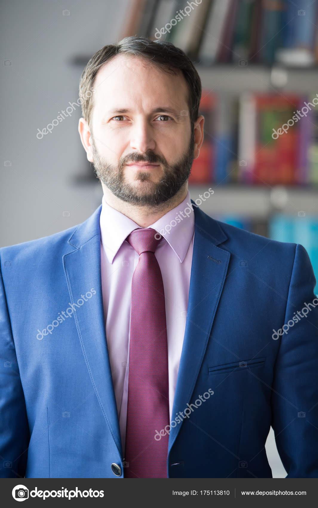 La BleueChemise Veste À Homme Cravate Barbe En Et rWxdBoeC