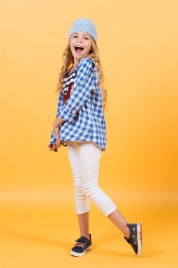 Kid fashion, beauty, style