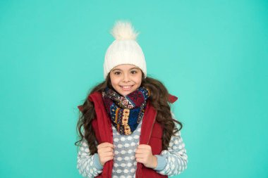 Feeling good any weather. Winter vibes. Youth street fashion. Winter fun. Childhood memories. Child care. Cold winter days. Vacation time. Stay active during season. Kid wear knitted warm clothes