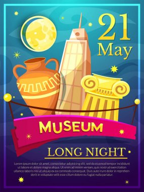 Museums Long Night poster